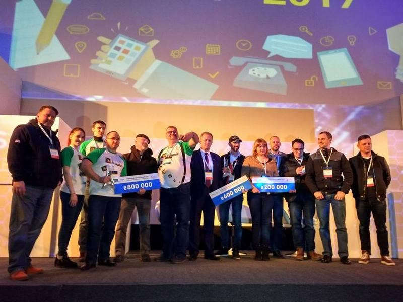 победители конкурса стартапов
