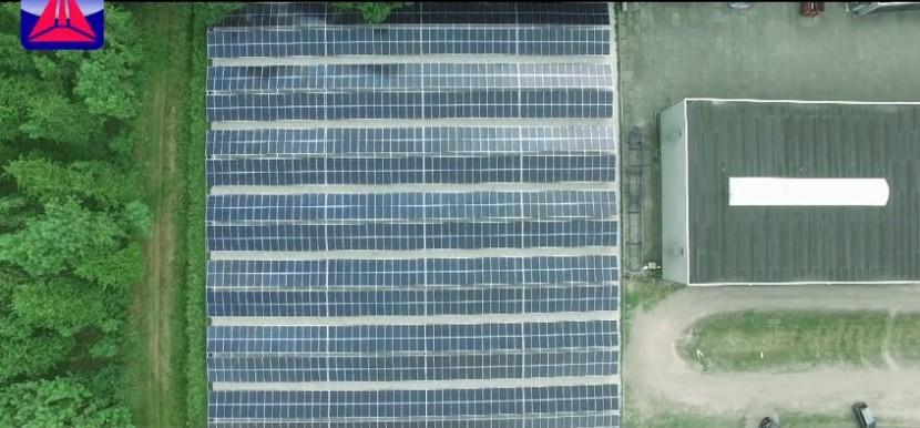 двухсторонная солнечная панель