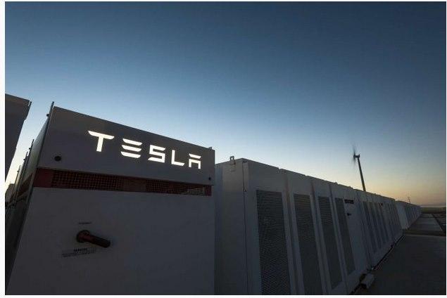 Накопичувач енергії Тесла