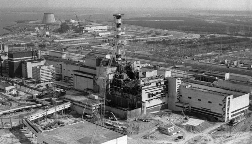 Чернобильска АЕС