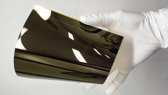 тандемні сонячні панелі