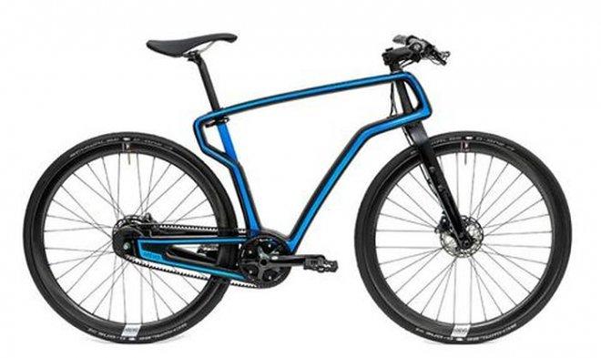 велосіпед на 3D-принтері