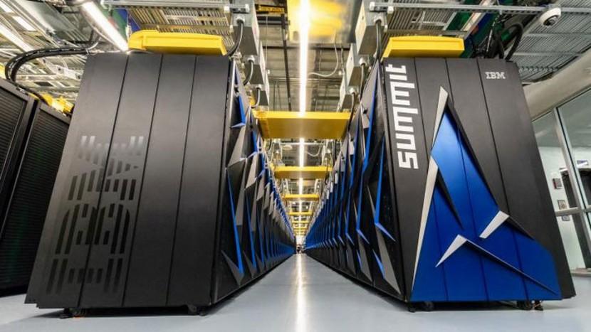 супер компьютер summit-1