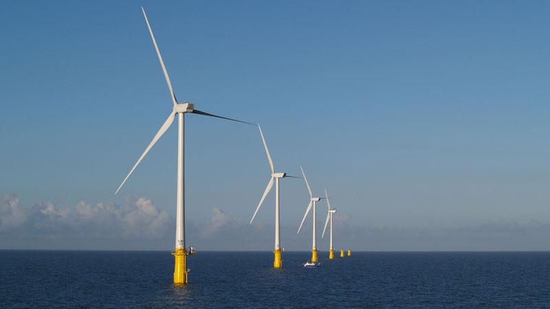 офшорні вітряні електростанції