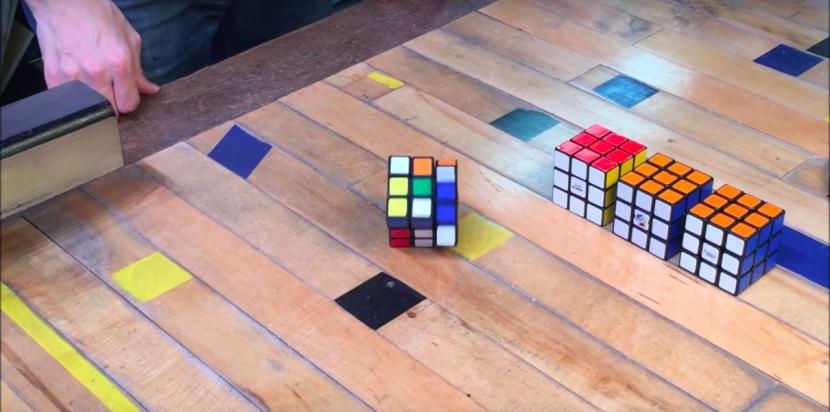 автоматичний кубик Рубіка