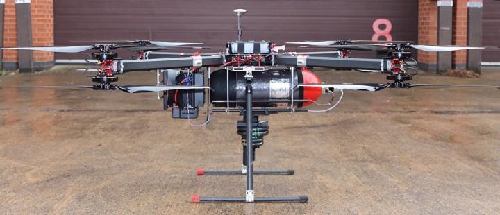 водневий дрон