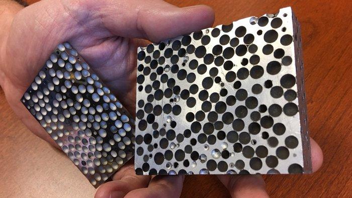 металева піна
