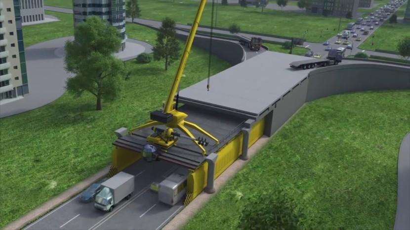 технологія Skytunnels