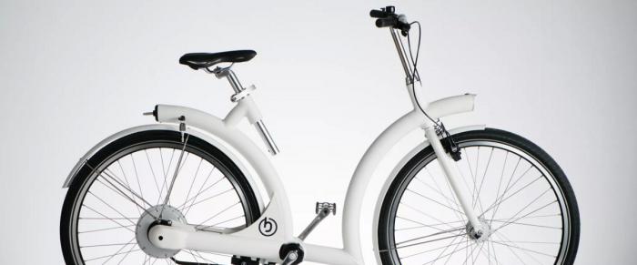 велосипед Вольта