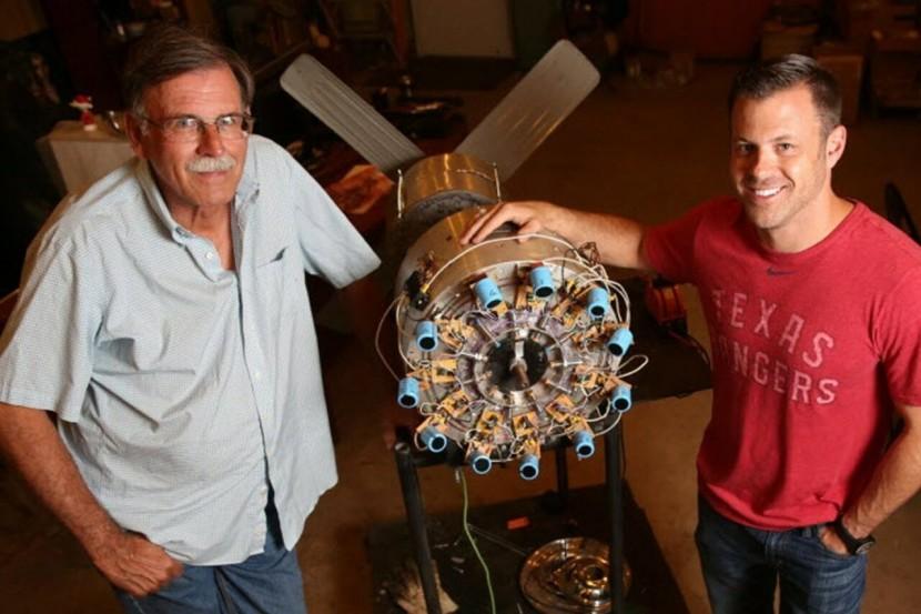 винахід електромотору майбутнього