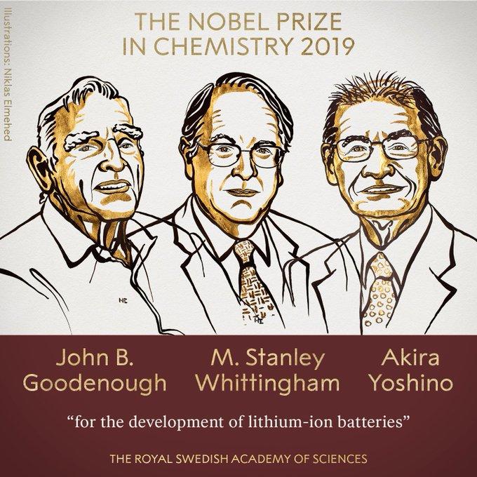 Нобелівські лауреати