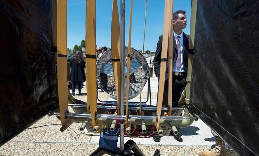 інноваційний вітровий генератор