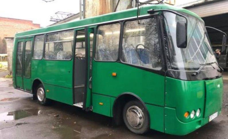 український електробус