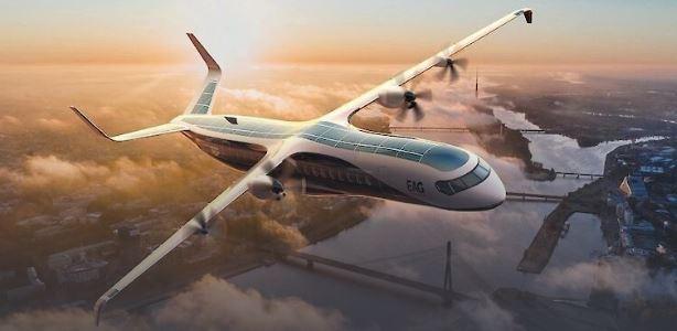 гібридний літак 1