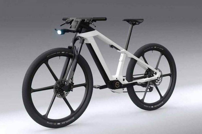 bosch електровелосипед